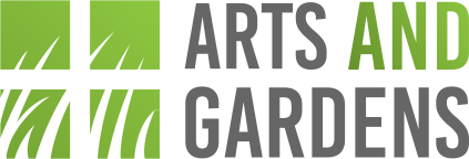 Arts and Gardens logo