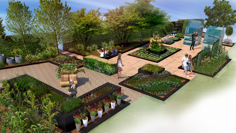 Juliet Sargeant Arts Gardens